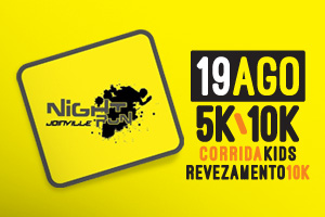 Night Run Joinville 2017