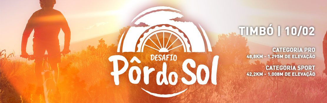 Desafio Pôr do Sol 2018