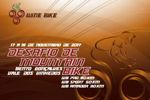 Wine Bike - Desafio Vale dos Vinhedos 2017