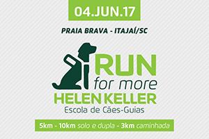Run For More - Hellen Keller 2017