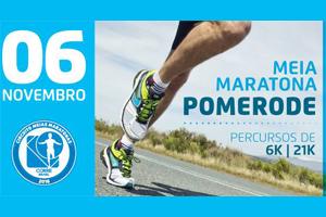 Meia Maratona de Pomerode 2016