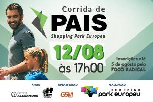 Corrida de Pais Shopping Park Europeu 2017