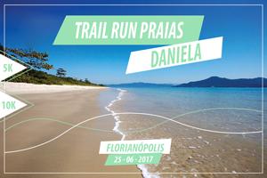 Trail Run Praias 2017 - Etapa Daniela 5 e 10 km