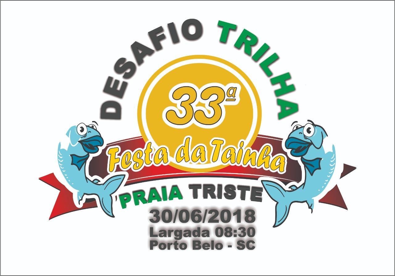 Desafio Trilha da Praia Triste 2018