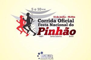 Corrida Oficial da Festa Nacional do Pinhão 2017