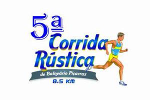 5º Corrida Rústica de Balneário Piçarras 8,5 Km