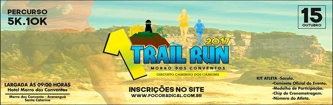 1ª Trail Run Morro dos Conventos 2017