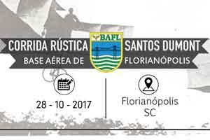 Corrida Rústica Santos Dumont 2017 - Base Aérea de Florianópolis
