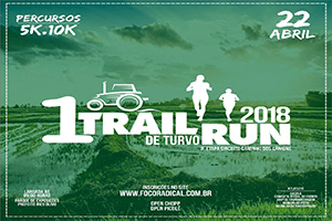 1º Trail Run de Turvo 2018