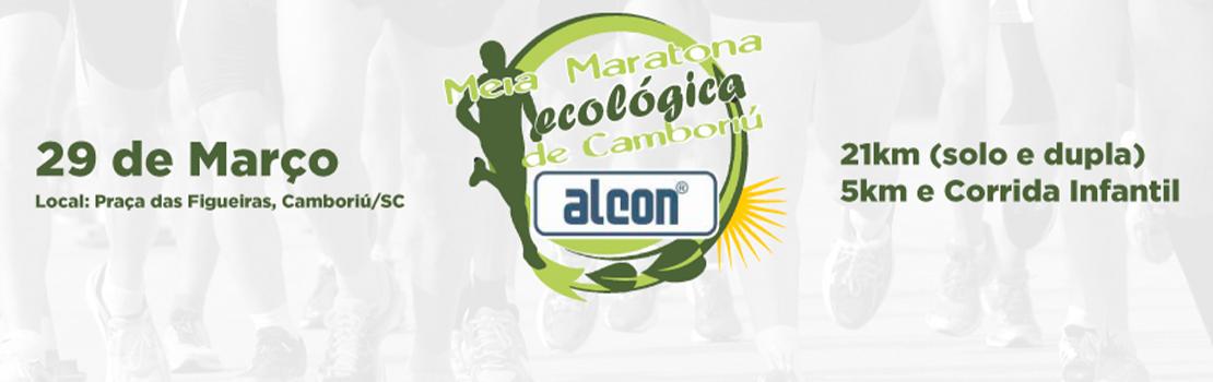 Meia Maratona Ecológica Alcon de Camboriú