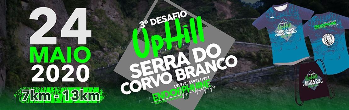 3º Desafio Uphill Serra do Corvo Branco