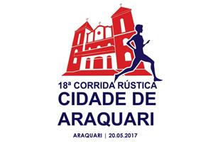 18ª Corrida Rústica Cidade de Araquari 2017