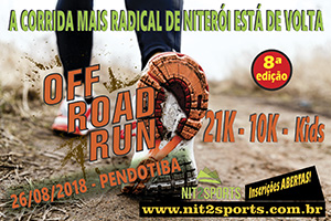 OFF ROAD RUN 2018