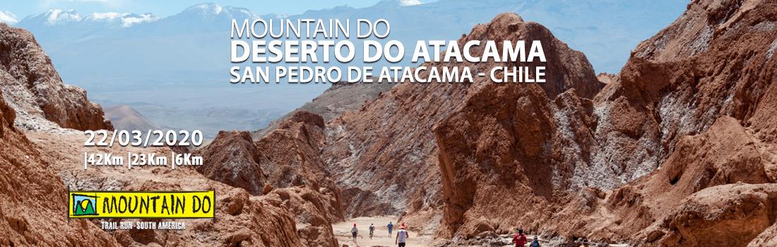 Mountain Do Deserto do Atacama