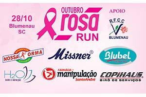 Outubro Rosa Run 2018