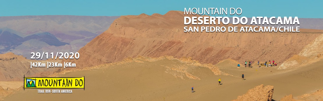 Mountain Do Deserto do Atacama