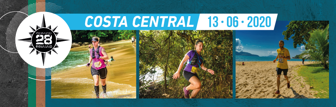 14ª Edição Desafio 28 Praias - Costa Central