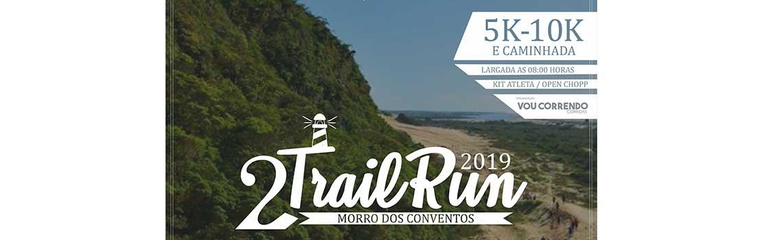 2ª Trail Run Morro Dos Conventos 2018