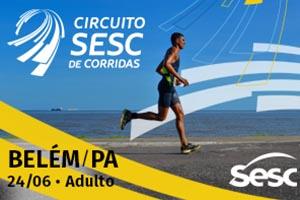 Circuito SESC de Corrida 2018 - Etapa Belém - Adulta