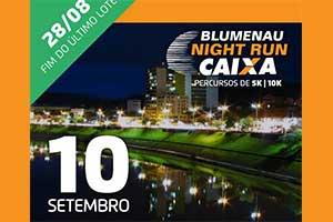 Blumenau Night Run 2016