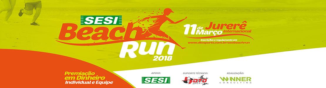SESI Beach Run 2018
