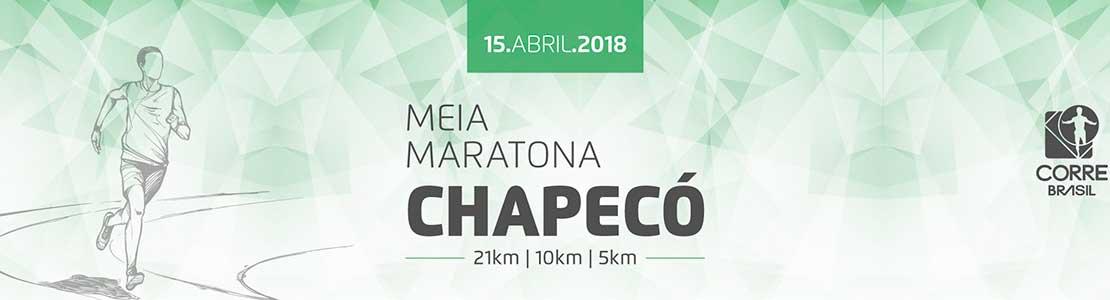 Meia Maratona de Chapecó 2018