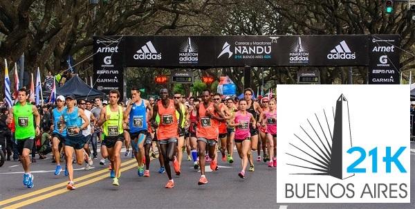 Meia Maratona de Buenos Aires 2018