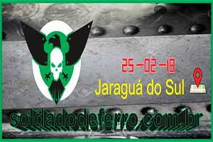 Soldado de Ferro 2018 - Jaraguá do Sul