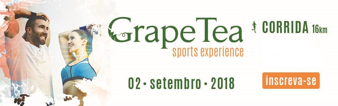 Grape Tea Sports Experience 2018