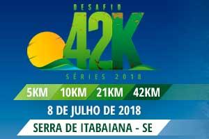 Desafio 42K 2018 - Serra de Itabaiana