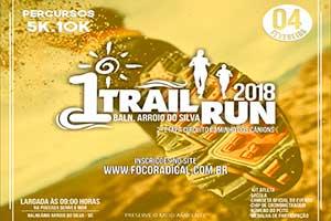 1º Trail Run Balneário Arroio do Silva 2018