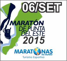 8ª Maratona Internacional de Punta del Este 2015