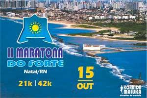II Maratona do Forte 42k e 21k