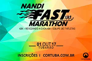Nandi Fast Marathon 2017 - Maratona de Revezamento