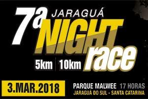 7ª Jaraguá Night Race 2018