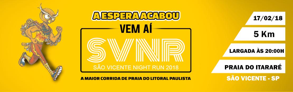 5º São Vicente Night Run