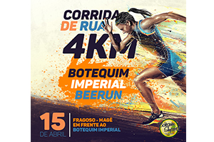 Botequim Imperial Beer e Run 2018