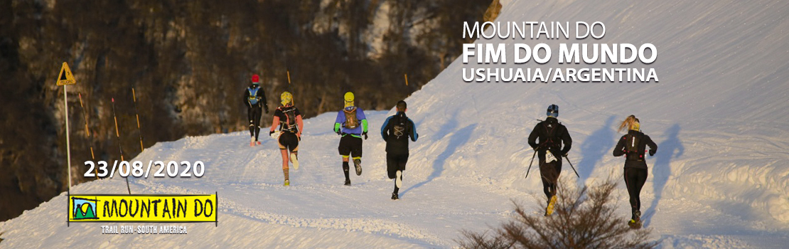 Mountain Do Fim do Mundo - Desafio da Neve