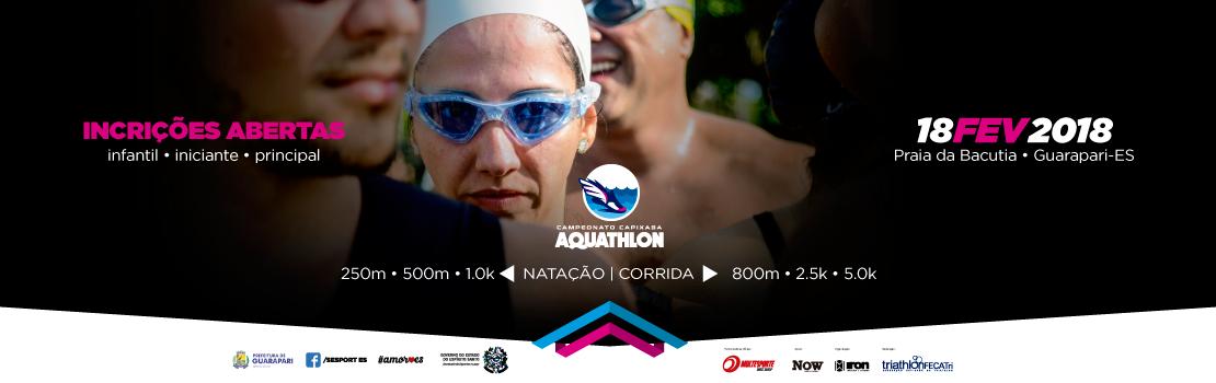 Campeonato Capixaba de Aquathlon 2018