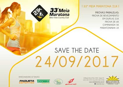 Meia Maratona Bela Vista 2017