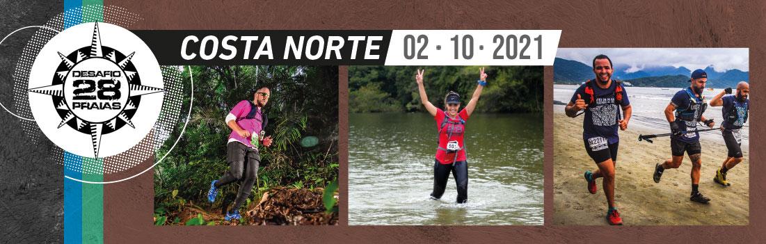 15ª Edição Desafio 28 Praias - Costa Norte
