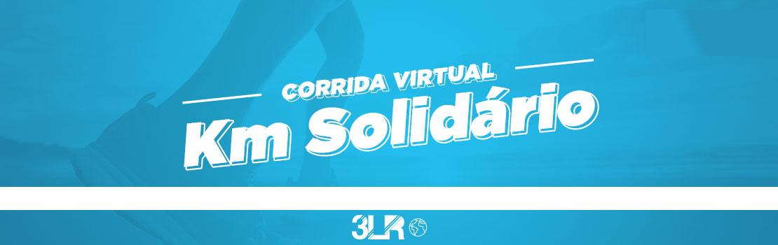 Corrida Virtual KM Solidário - 3LR