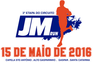 3° Circuito JM Run 2016