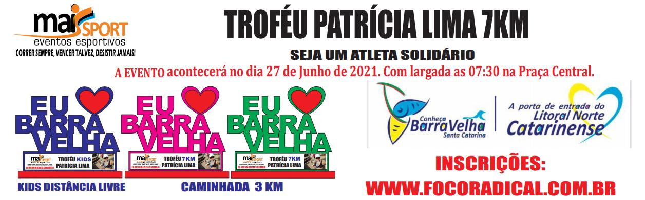 Troféu Patrícia Lima 7KM