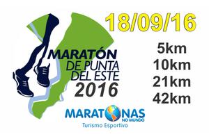 Maratona Internacional de Punta del Este 2016