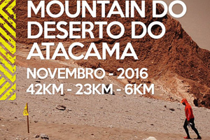 Mountain Do Deserto do Atacama 2016