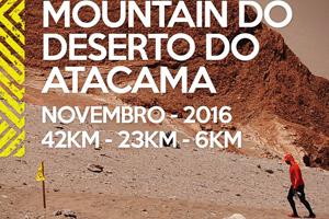 Mountain Do Deserto do Atacama 2016
