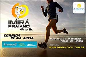 Imirá Praiano - Corrida Pé de Areia 4K 8K