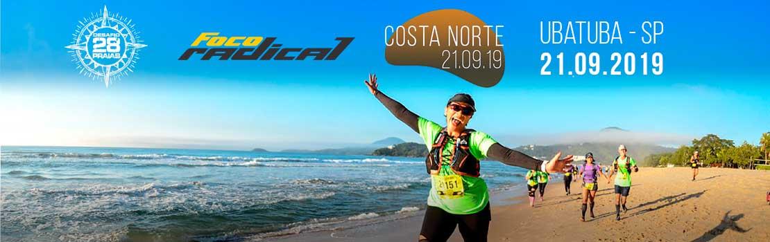 21º Desafio 28 Praias  - costa Norte