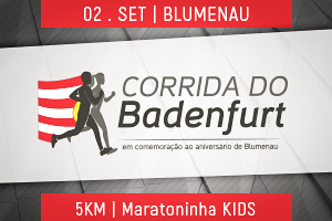 Corrida do Badenfurt 2018